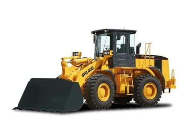 Payloader Earth Moving Machines 2.3 M Bucket Front Loader SWL40G