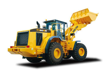 Engineering Earth Moving Machines 25 ton Front Loader Wheel Loader Cummins Engine