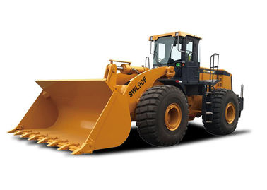 Large Earth Moving Equipment 340hp Mining Wheel Loader 30 Ton Engineering Front End Loader