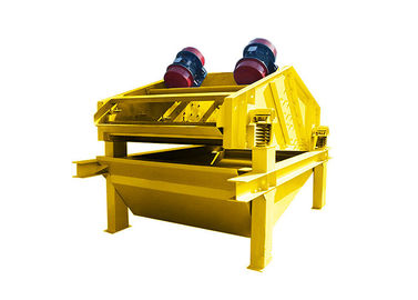 High Frequency Mineral Processing Equipment Vibrating Screen / Dewatering Screen