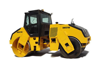 Highway Construction Machinery 10 ton Combination Roller  Hydraulic Combined Compactor