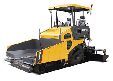 Road Paving Equipment 4.5 m Width Mobile Road Asphalt Paver Compact Road Finisher